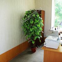 С чего сделать искусственное дерево