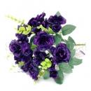 Букет роз темно-фиолетовый