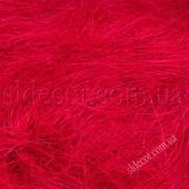 Сизаль малиново-красный
