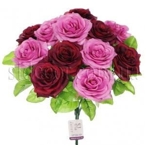 Розы из ткани купить Украина