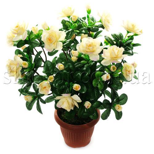Искусственные цветы в горшках купить